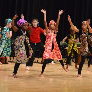 BOLLYWOOD STREET AFRICAN CONTEMPORARY DANCE WORKSHOPS