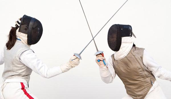fencing workshop