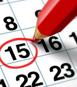 school events calendar